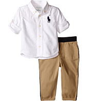 Ralph Lauren Baby - Oxford Jogger Pants Set (Infant)