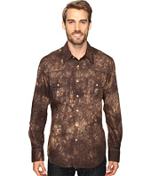 Rock and Roll Cowboy - Long Sleeve Snap B2S7273