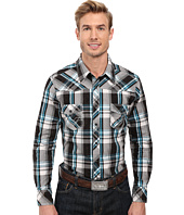 Rock and Roll Cowboy - Long Sleeve Snap B2S8426