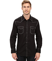 Rock and Roll Cowboy - Long Sleeve Snap B2S8415