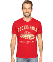 Rock and Roll Cowboy - Short Sleeve T-Shirt P9-8062