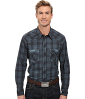 Rock and Roll Cowboy - Long Sleeve Snap B2S8409