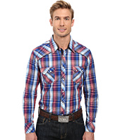 Rock and Roll Cowboy - Long Sleeve Snap B2S8408