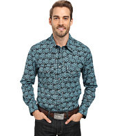 Rock and Roll Cowboy - Long Sleeve Snap B2S8404