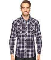 Rock and Roll Cowboy - Long Sleeve Snap B2S8412