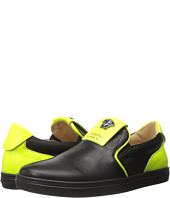 Versace Kids - Slip-On Sneakers w/ Medusa Logo Detail (Little Kid/Big Kid)
