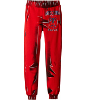 Moschino Kids - Print Effect Trousers (Big Kids)