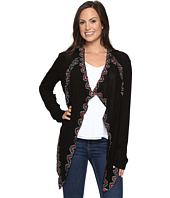 Rock and Roll Cowgirl - Long Sleeve Cardigan B4-6404