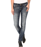 Rock and Roll Cowgirl - Low Rise Skinny in Dark Vintage W0S8470