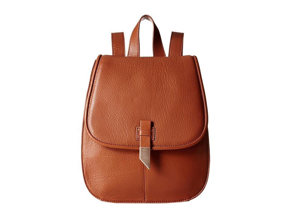Foley & Corinna - Lola Backpack (Honey Brown) Backpack Bags