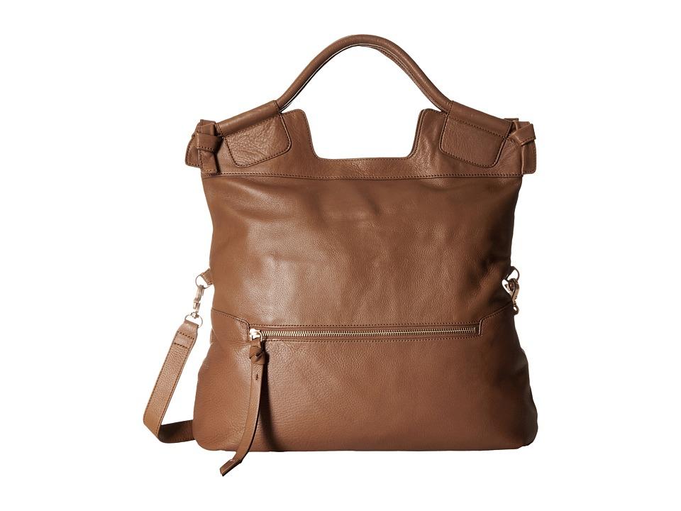Foley & Corinna - Mid City (Chestnut) Tote Handbags