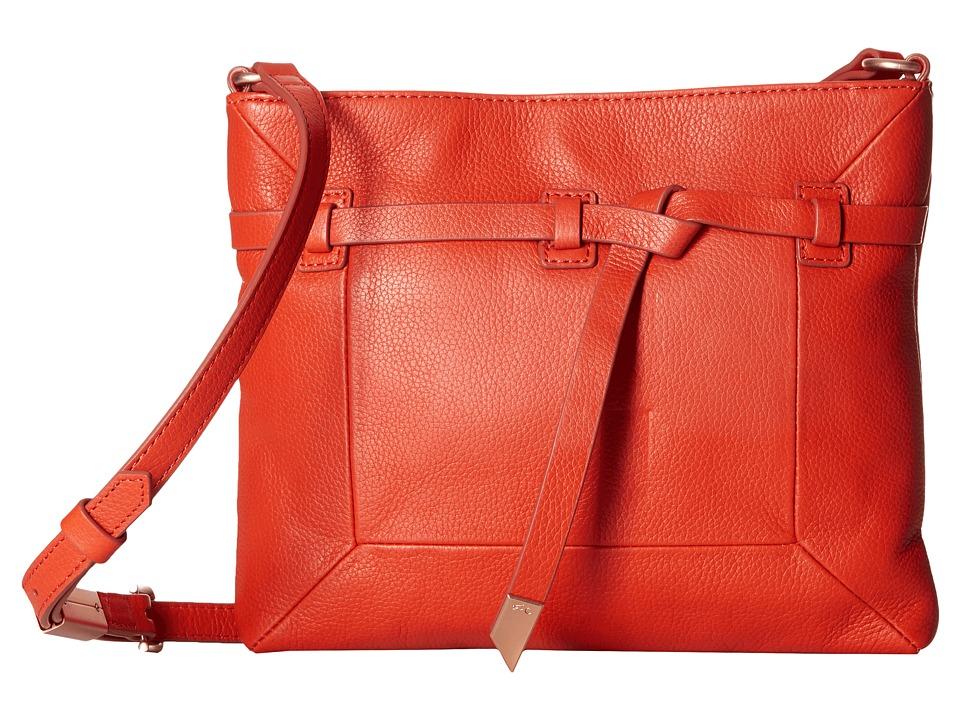 Foley & Corinna - Lea Crossbody (Papaya) Cross Body Handbags