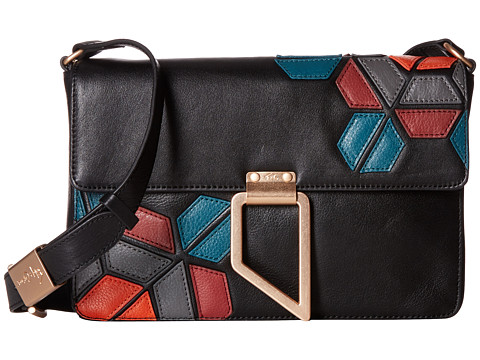 Foley & Corinna Geo Patch Shoulder Bag