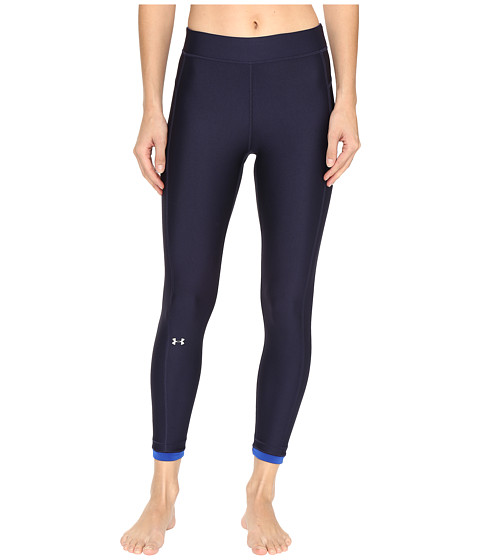 Under Armour HG Armour Ankle Crop Pants - Midnight Navy/Royal