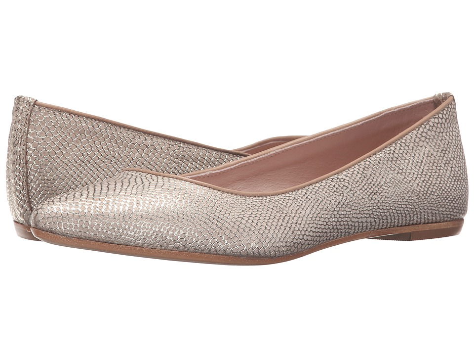 Summit by White Mountain Kamora (Light Gold Exotic Leather) Women