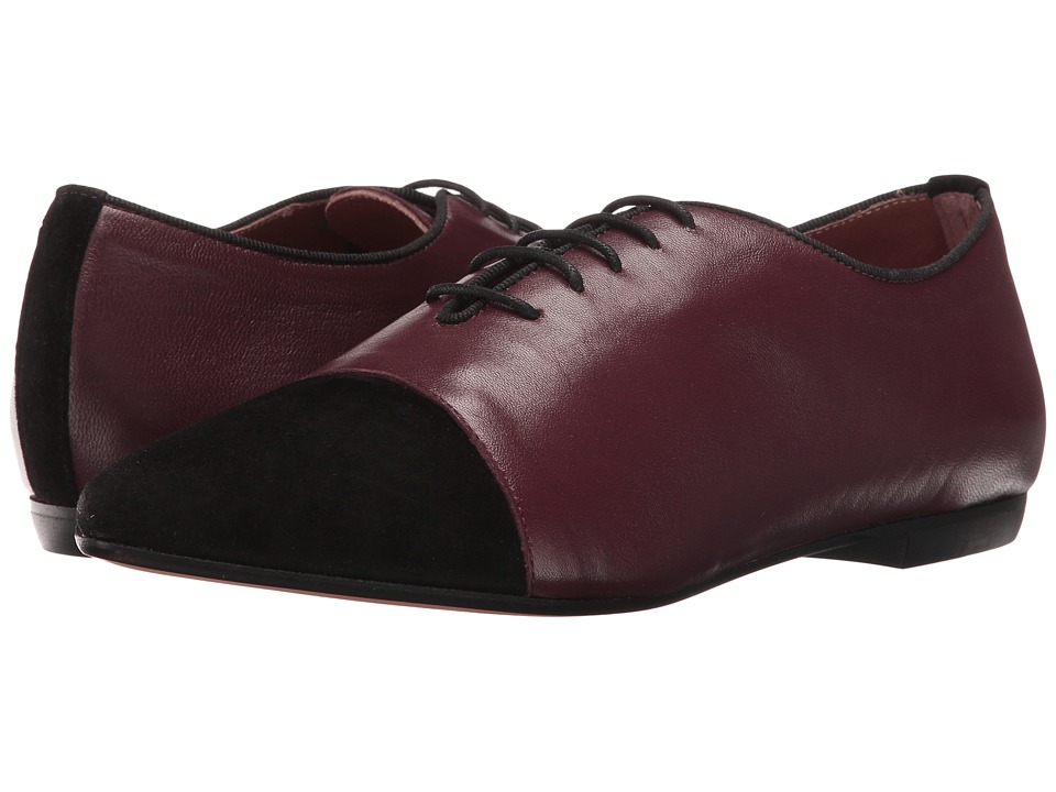 Summit by White Mountain Laurette (Burgundy Leather) Women