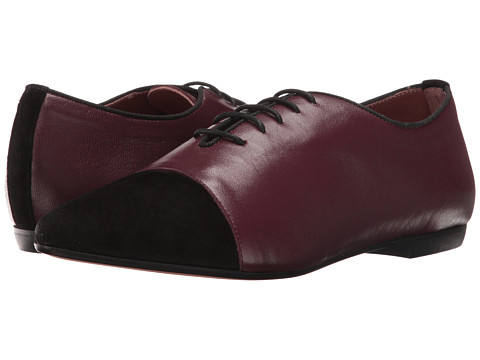 Summit by White Mountain Laurette - Burgundy Leather