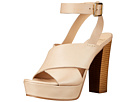Summit by White Mountain - Valera (Light Taupe Leather)