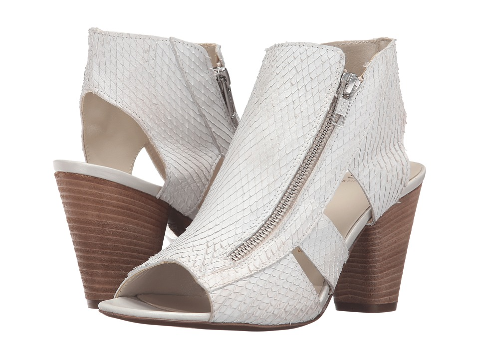 Summit White Mountain - Sherilyn (Off-White Exotic Leather) High Heels