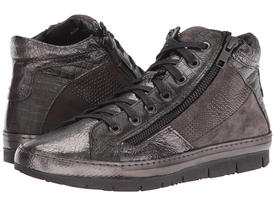 Summit by White Mountain Jeanna (Pewter Multi Leather) Women