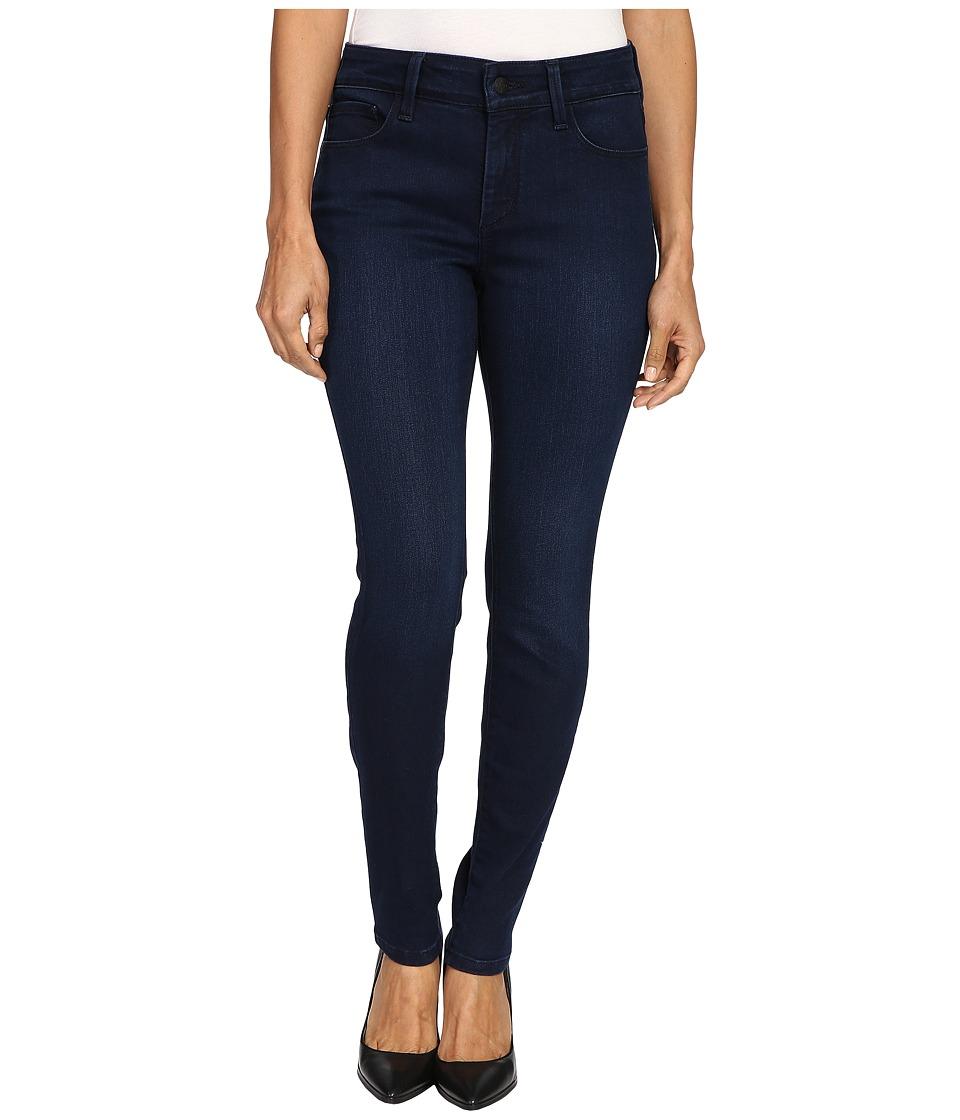 NYDJ Petite Petite Alina Leggings Jeans in Future Fit Denim in Paris Nights Wash (Paris Nights Wash) Women