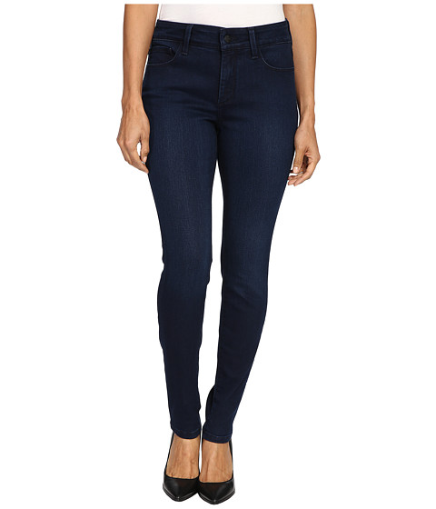 NYDJ Petite Petite Alina Leggings Jeans in Future Fit Denim in Paris Nights Wash