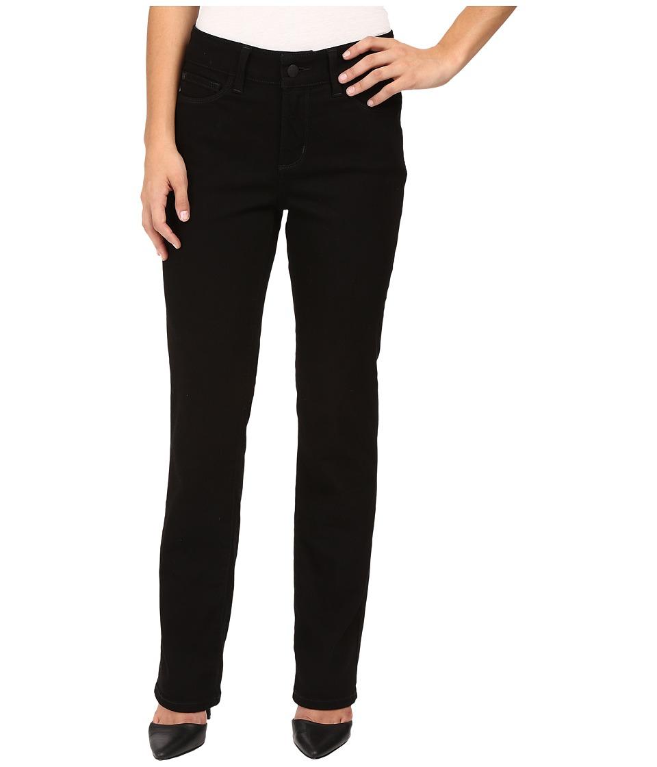 NYDJ Petite Petite Marilyn Straight Jeans in Future Fit Denim in Bloomsbury Wash (Bloomsbury Wash) Women