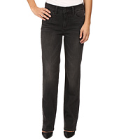 NYDJ Petite - Petite Marilyn Straight Jeans in Future Fit Denim in Kensington Wash
