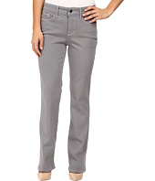 NYDJ Petite - Petite Marilyn Straight Jeans in Luxury Touch Denim in Mercury