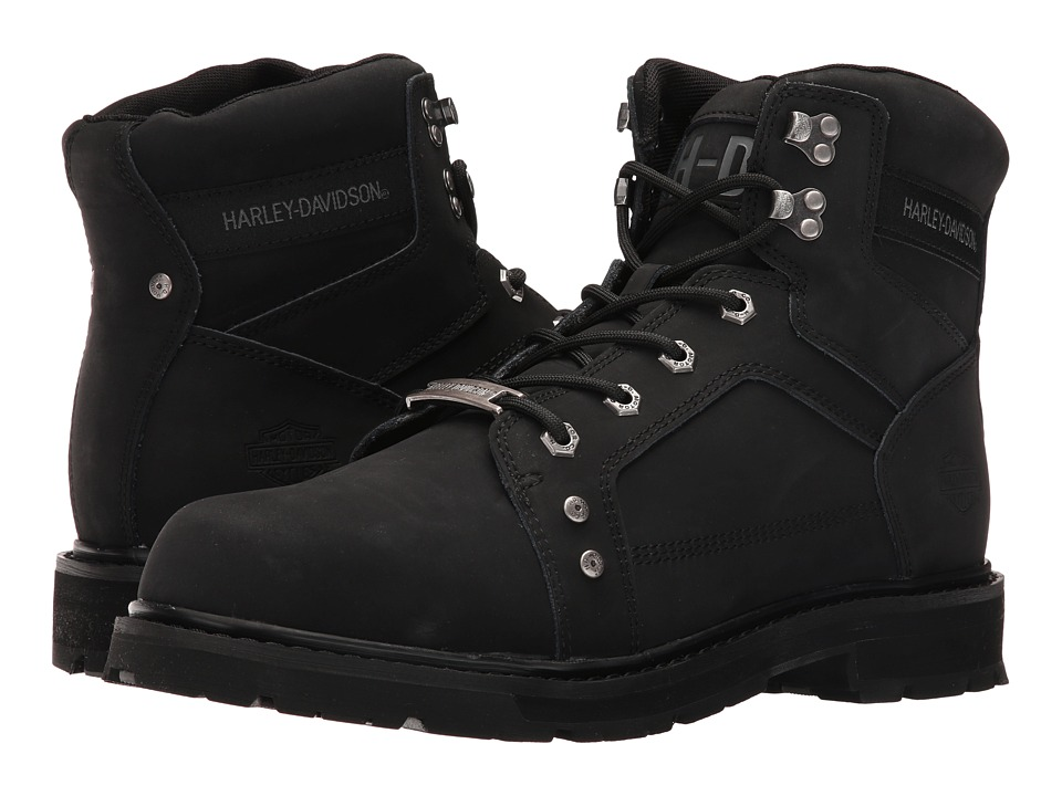 Harley-Davidson Keating (Black) Men