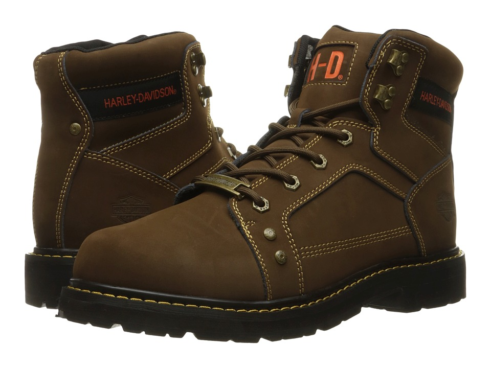 Harley-Davidson Keating (Brown) Men