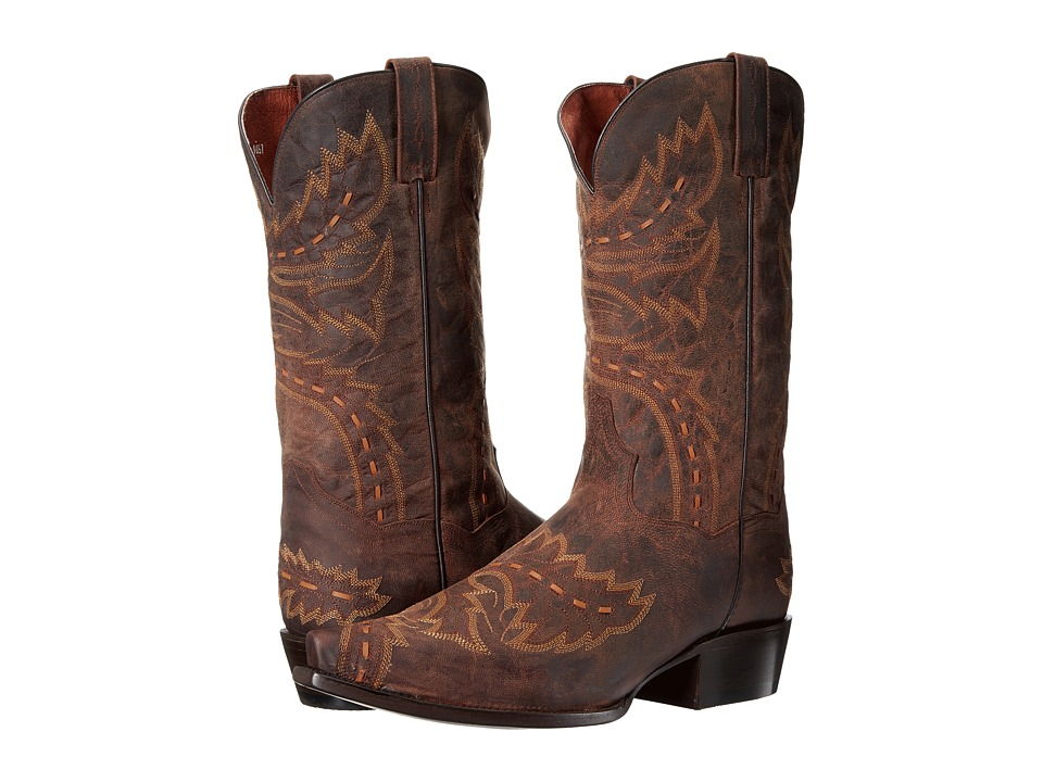 Dan Post Sidewinder 13 (Brown) Cowboy Boots