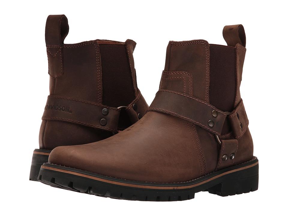 Harley Davidson Duran (Brown) Men's Boots
