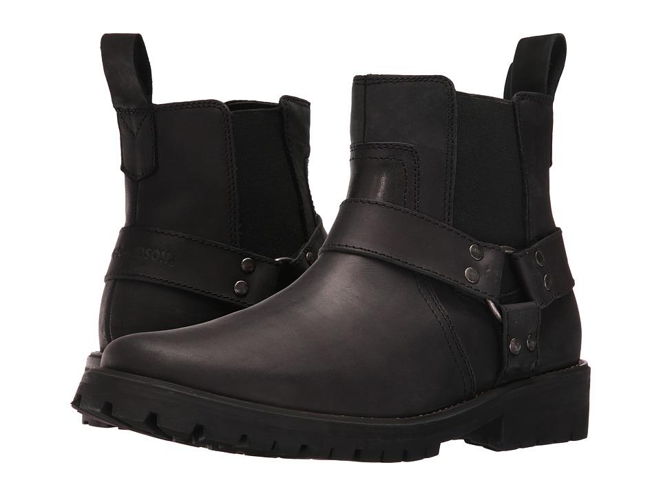 Harley Davidson Duran (Black) Men's Boots