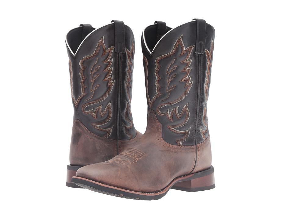 Laredo - Montana (Sand/Chocolate) Cowboy Boots