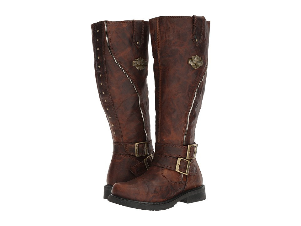 Harley-Davidson Sennett (Brown) Women