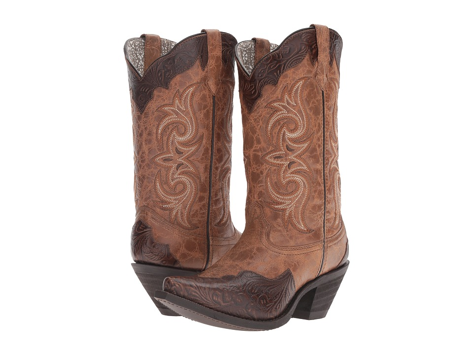 Laredo Ginger (Brown) Cowboy Boots