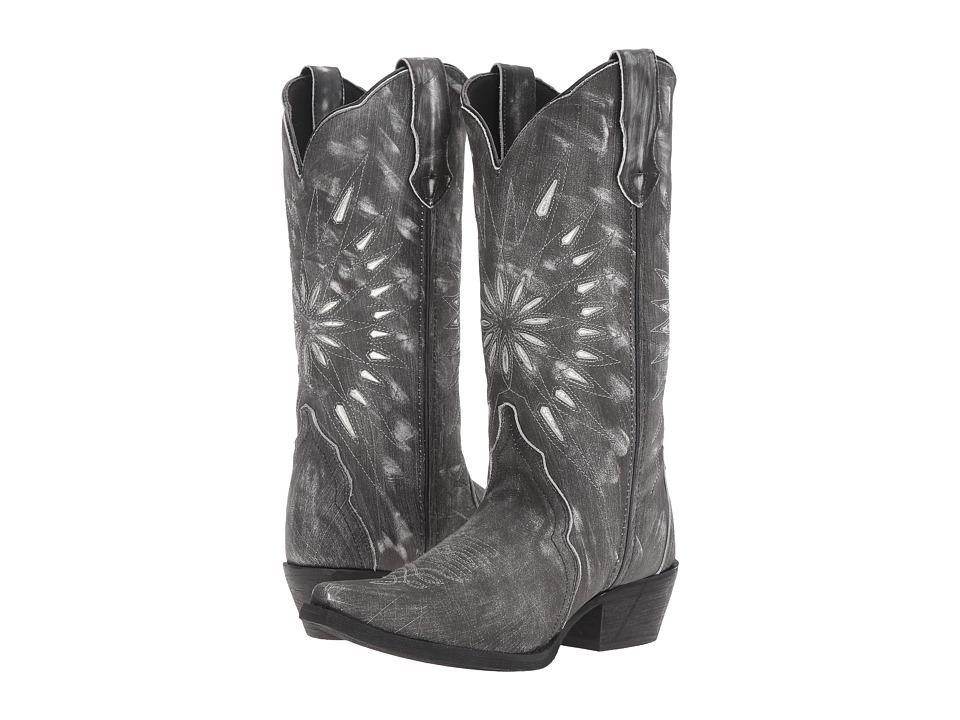 Laredo Starburst (Black) Cowboy Boots