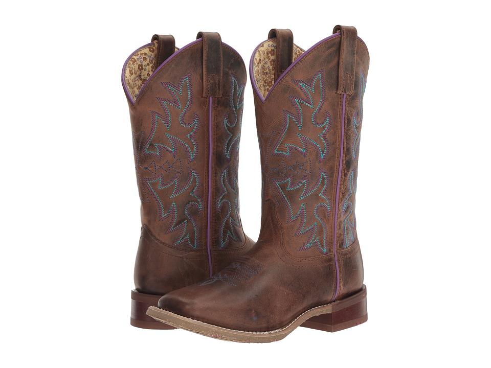 Laredo Ellery (Rust/Copper) Cowboy Boots