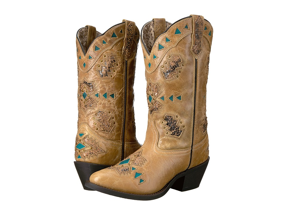 Laredo Emery (Brown) Cowboy Boots