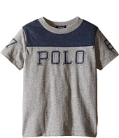 Polo Ralph Lauren Kids - Jersey Graphic Tee (Toddler)
