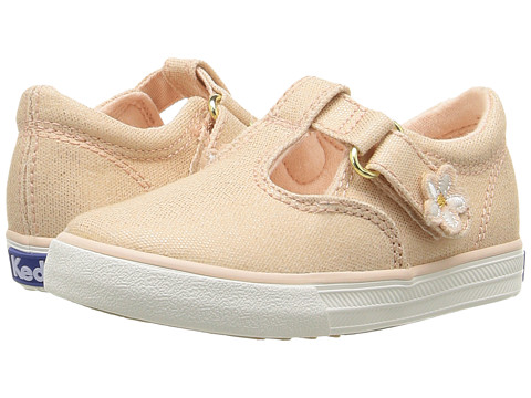Keds Kids Daphne (Toddler/Little Kid) - Metallic Rose Gold