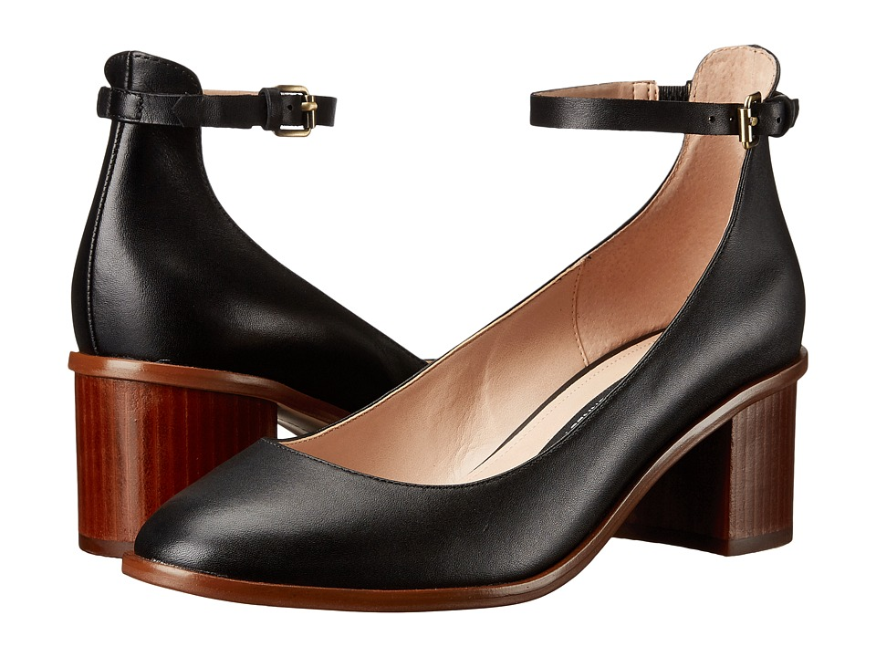 French Connection - Clemena (Black Native Leather) Women