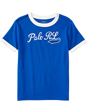 Polo Ralph Lauren Kids - 30/1 Jersey Ringer Tee (Toddler)