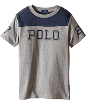 Polo Ralph Lauren Kids - Jersey Graphic Tee (Little Kids/Big Kids)