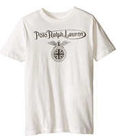 Polo Ralph Lauren Kids - 30s Jersey Short Sleeve Tee (Little Kids/Big Kids)