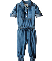 Ralph Lauren Baby - Lightweight Denim One-Piece Coveralls (Infant)