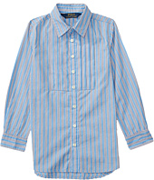 Polo Ralph Lauren Kids - Yarn-Dyed Cotton Poplin Stripe Tunic (Little Kids)