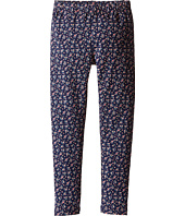 Polo Ralph Lauren Kids - Cotton Floral Leggings (Little Kids)