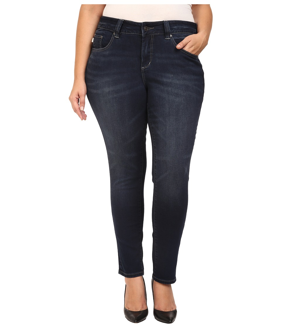 Jag Jeans Plus Size Plus Size Sheridan Skinny in Dark Star Capital Denim (Dark Star) Women